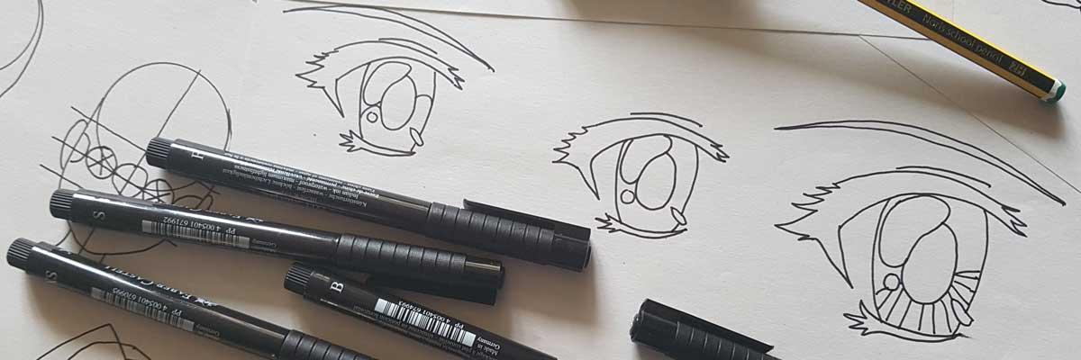 Corso di Disegno Manga