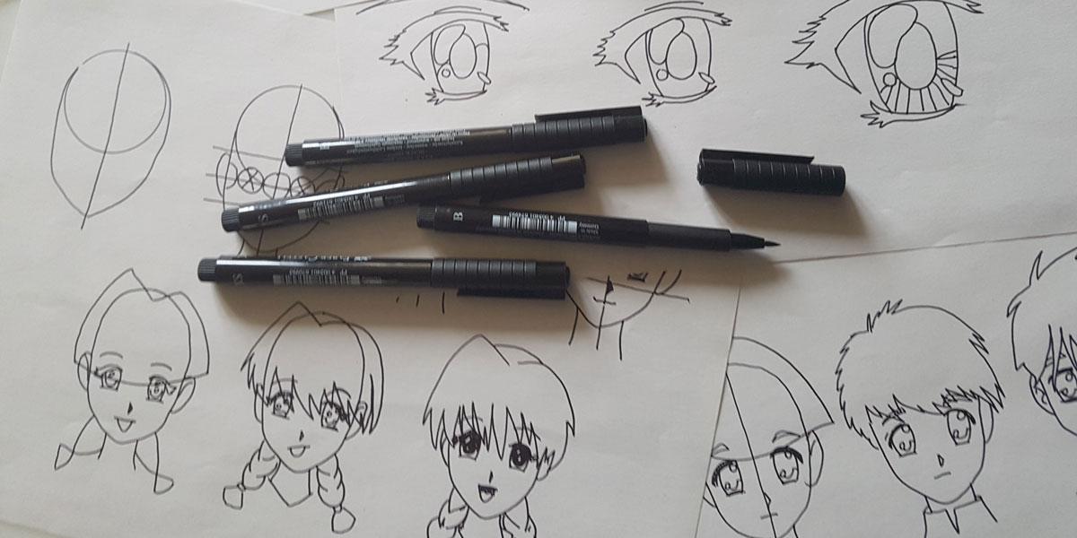 Disegno Manga cover