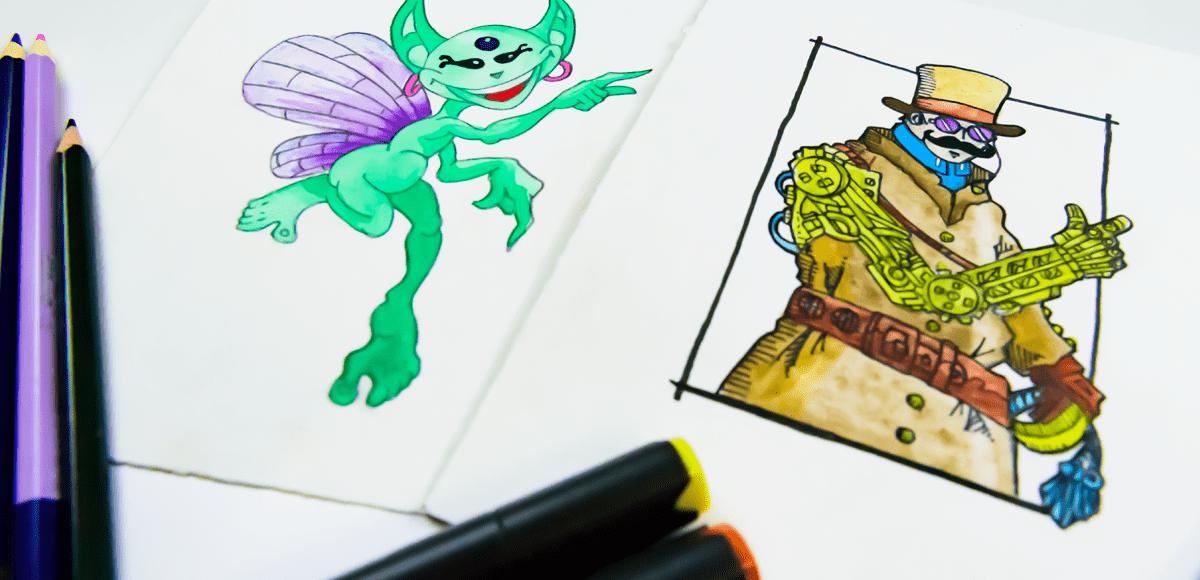 Corso di Disegno Fantasy