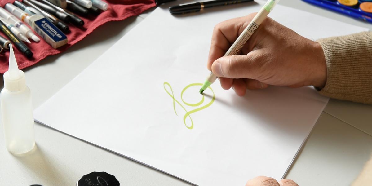 Corso base di Lettering Creativo