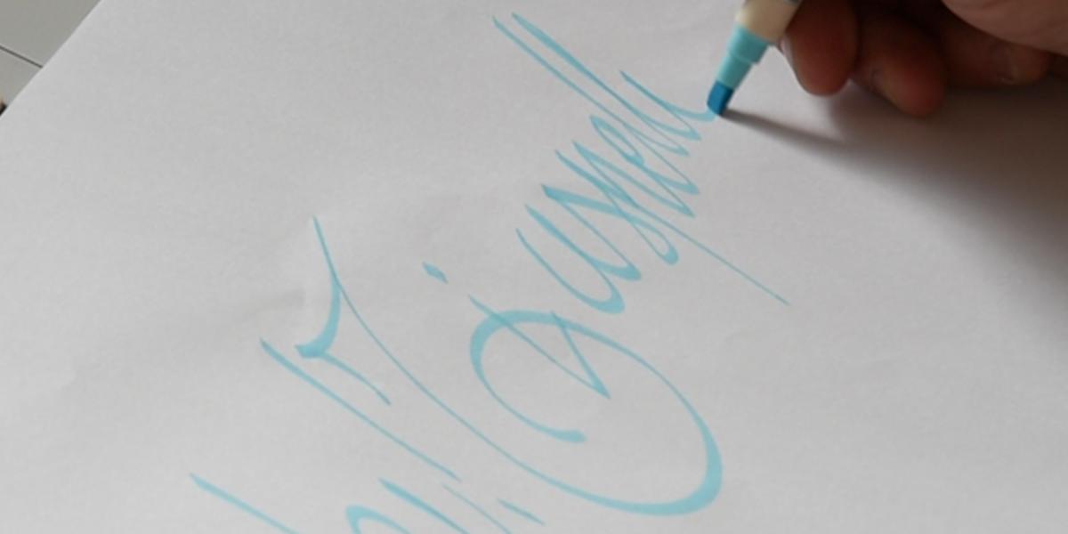 Lettering Creativo a Milano