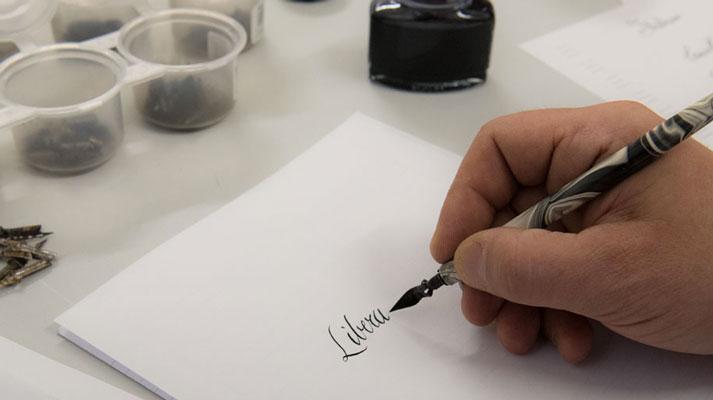 Corso di Calligrafia a Piacenza