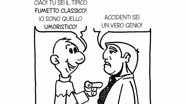 Fumetto classico e umoristico