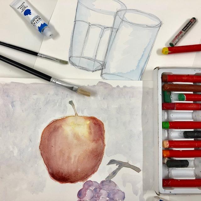 Corso per imparare a dipingere