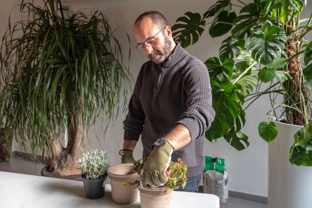 Corso di giardinaggio pratico