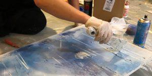 Lab di Pittura Materica