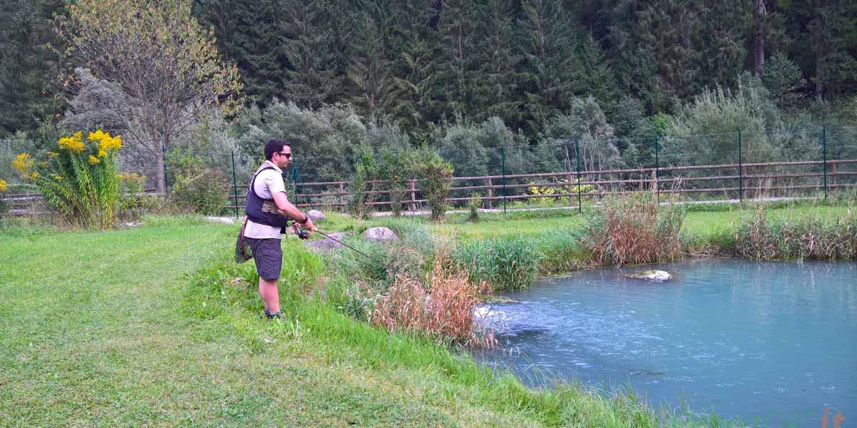 Corso di pesca Milano