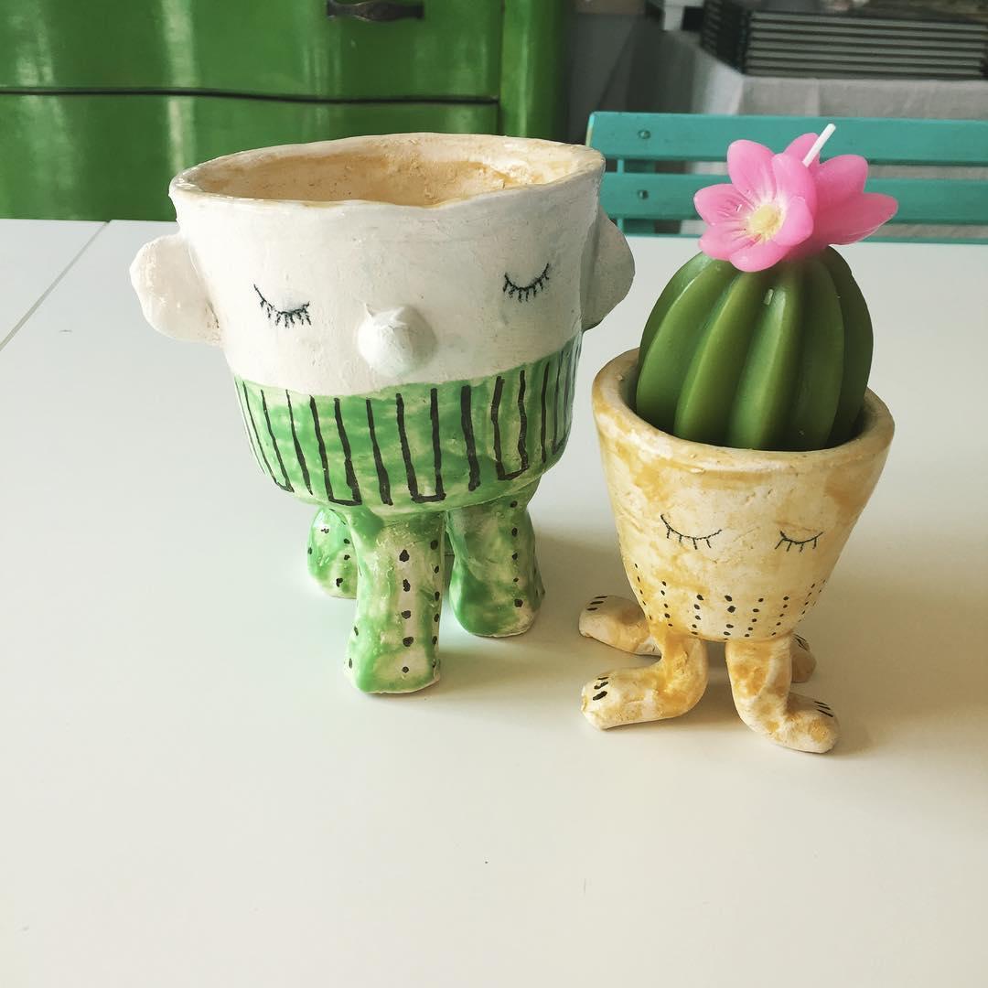 Creazioni con argilla