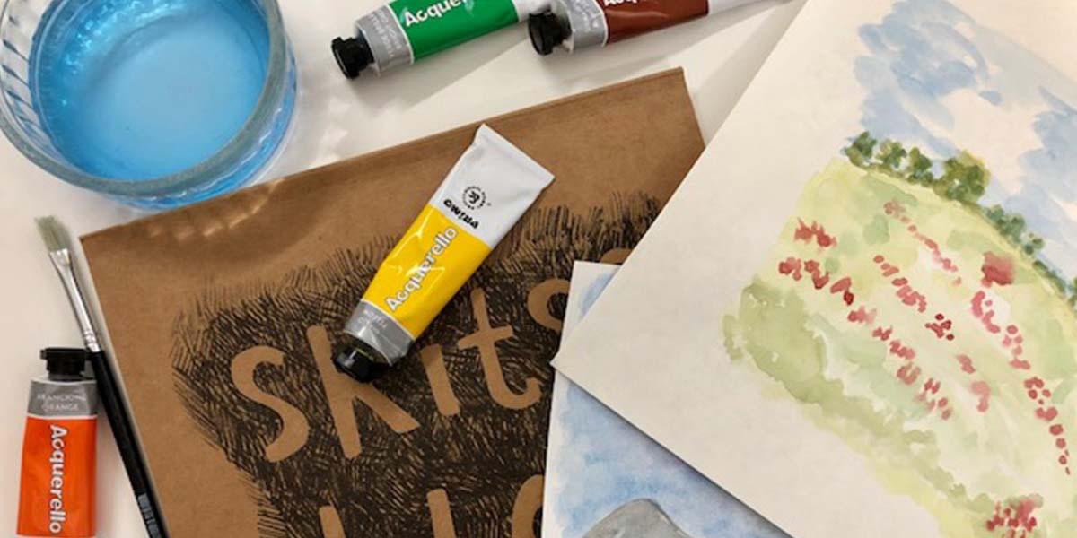 Pittura per ragazzi